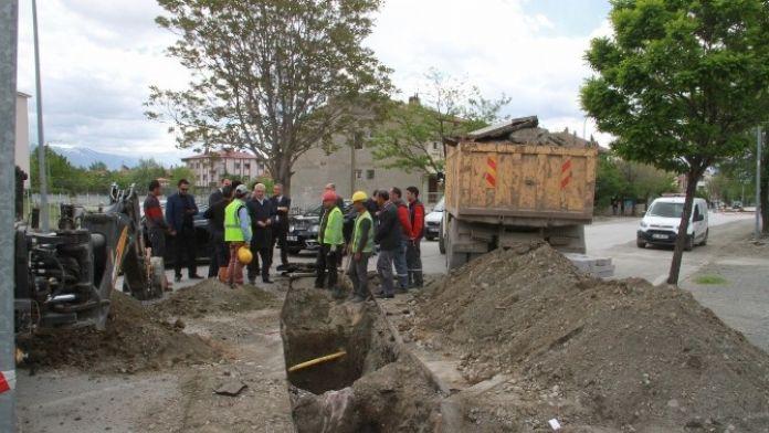 Adnan Menderes Bulvarı Yenileniyor