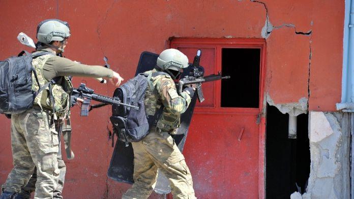 Genelkurmay: 22 terörist öldürüldü