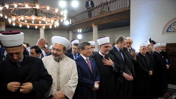 Başbakan Ahmet Davutoğlu, Bosna Hersek'te