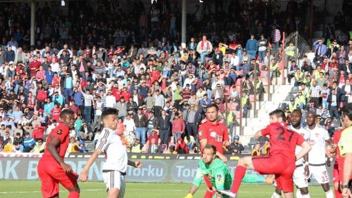Gaziantepspor'dan İlginç Penaltı İstatistiği