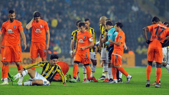 Başakşehir, Fenerbahçe'ye geçit vermiyor