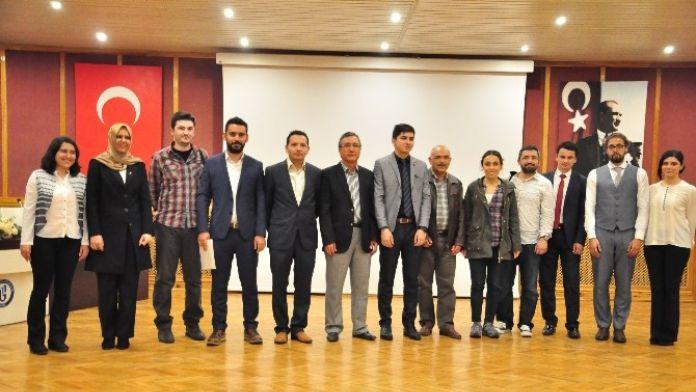 BÜ'e Öğrenci Kariyer Günleri Yapıldı