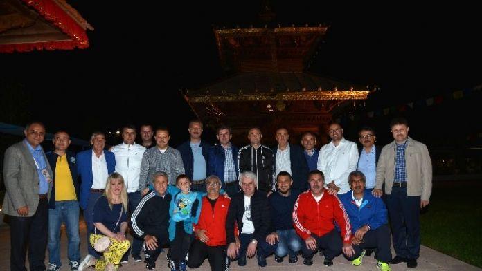 Milletvekilleri EXPO 2016'yı Gezdi