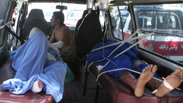 Trafik kazası: 52 ölü, 73 yaralı