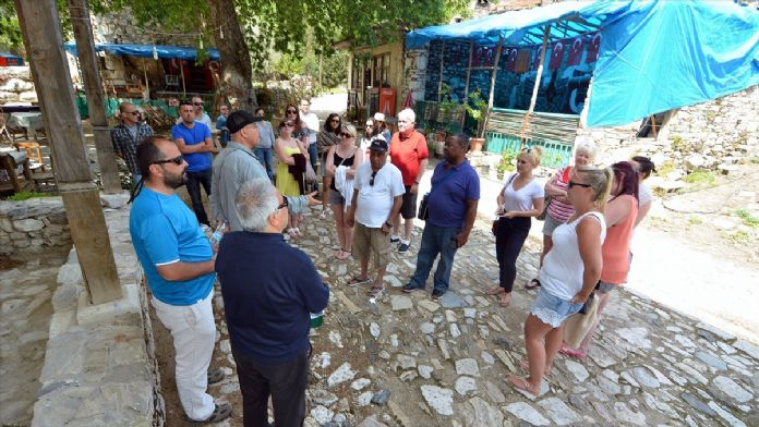 İngiliz seyahat acenteleri temsilcileri Muğla'da