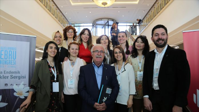 6. Uluslararası Ebru Kongresi