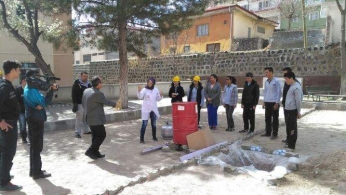Gülşehir Mesleki Ve Teknik Anadolu Lisesi Başarıya Doymuyor