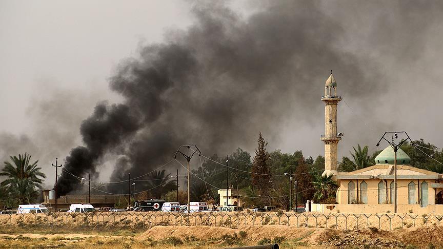 Terör Saldırılarının Irak'a Maliyeti