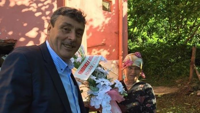 Fındıklı Belediye Başkanı Özbalaban'dan Anlamlı Ziyaret