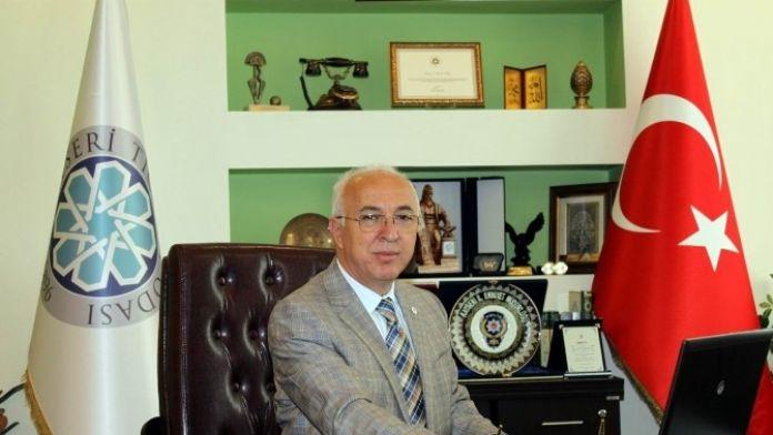 KTO Yönetim Kurulu Başkanı Hiçyılmaz'dan Engelliler Haftası Mesajı