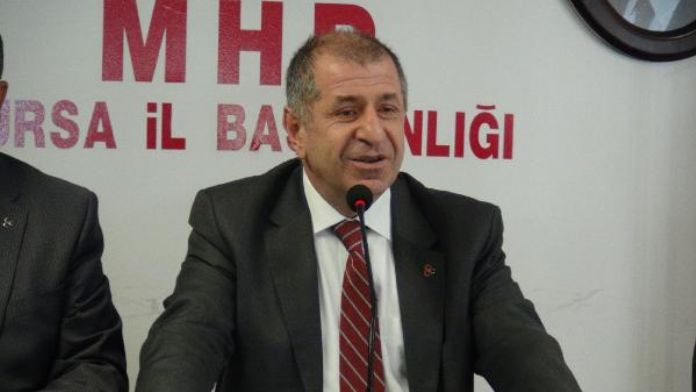 MHP'li Özdağ: Yüksek profilli genel başkan arayışı içerisindeyiz