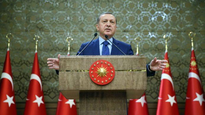 'Türkiye olarak AB'nin terörle mücadele konusunda...'