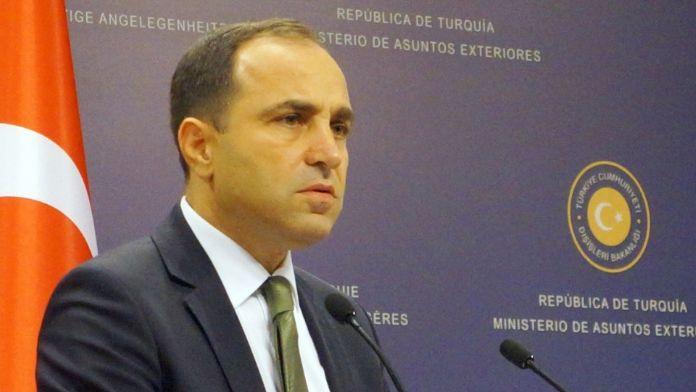 Bilgiç: 386 göçmen Türkiye'ye alındı, 125'i gönderildi