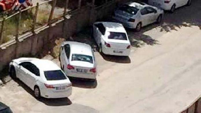 Gaziantep Adliyesi önünde silahlı kavga: 2 yaralı/ ek fotoğraf