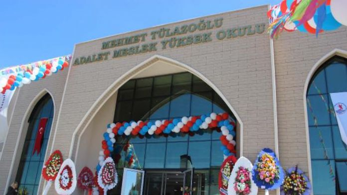 Tülay Ulusoy'un babası için yaptırdığı Meslek Yüksekokulu açıldı - Ek Fotoğraf