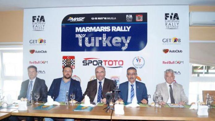 45'inci Türkiye Rallisi 14 Mayıs'ta Marmaris'te start alacak