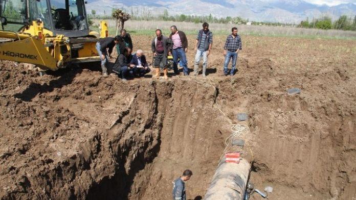 Erzincan Belediyesi Arıza İçi Seferber Oldu