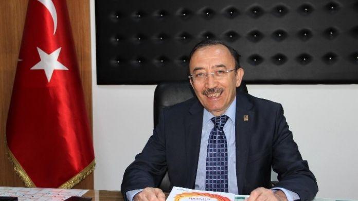 Yalova Üniversitesi Rektörü Eruslu: