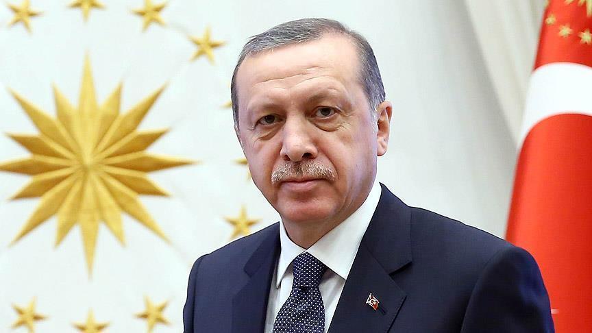 Erdoğan'dan Terörle Mücadele ve AB Açıklaması Geldi
