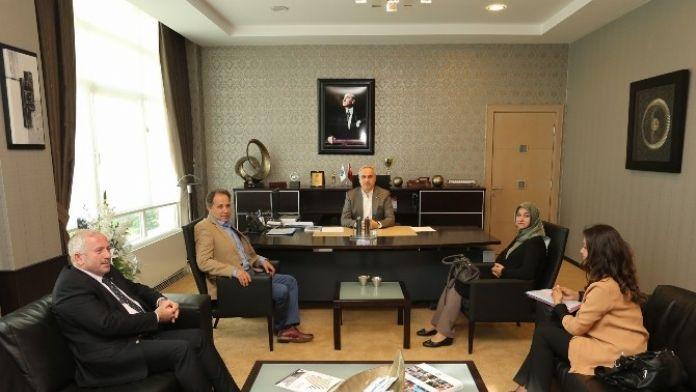 Büyükşehir Sosyal Hizmetler Dairesi Başkanından Kösemusul'a Ziyaret