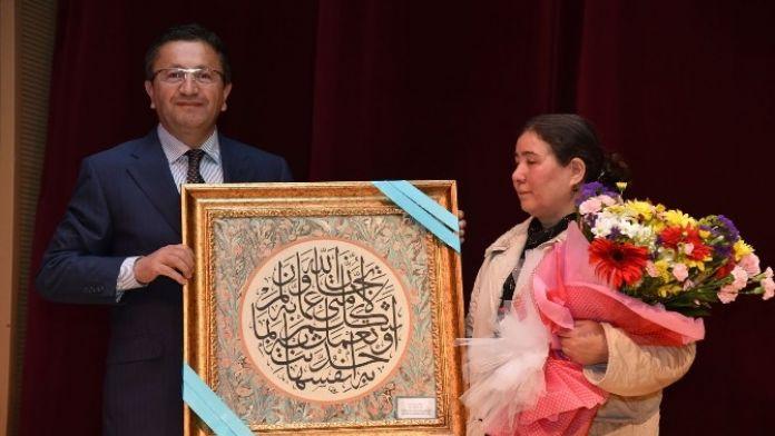 Altındağ'da Şehit Anneleri 'Yılın Annesi' Seçildi