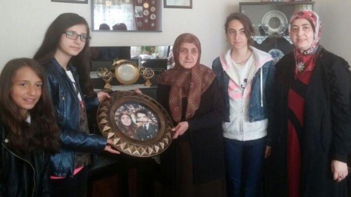 Erzurum Kent Konseyi Çocuk Meclisi'nden Anlamlı Ziyaret