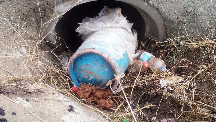 PKK'nın tuzakladığı 140 ton patlayıcı imha edildi