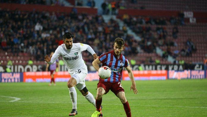 Denizlispor, 1461 Trabzonspor'u 3-0'la geçti