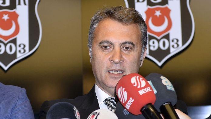 Fikret Orman Beşiktaşlılarla buluştu