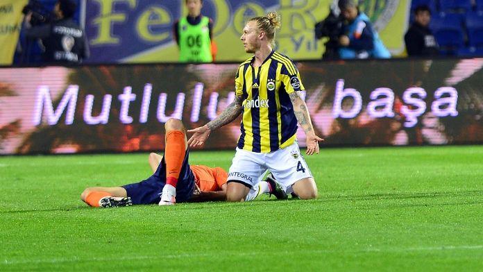 Fenerbahçe havlu attı