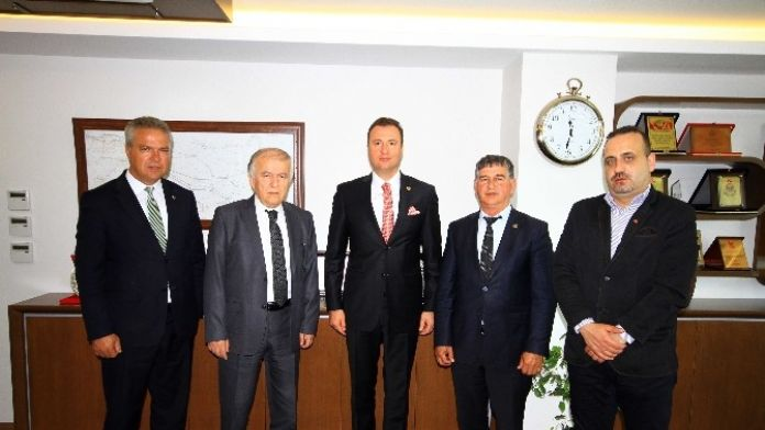 AK Parti Kırklareli Milletvekili Minsolmaz'dan Tredaş'a Ziyaret