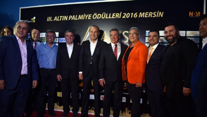 'Mersin Altın Palmiye Ödülleri'