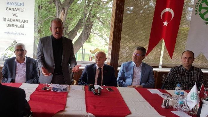 Nanoteknolojileri Kayseri Şeker'de Kaysiad Üyelerine Tanıtıldı