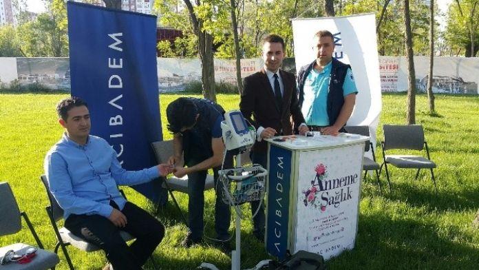 Acıbadem Kayseri Hastanesi'ndenagü Clubfest 2016'ya Sağlık Desteği!