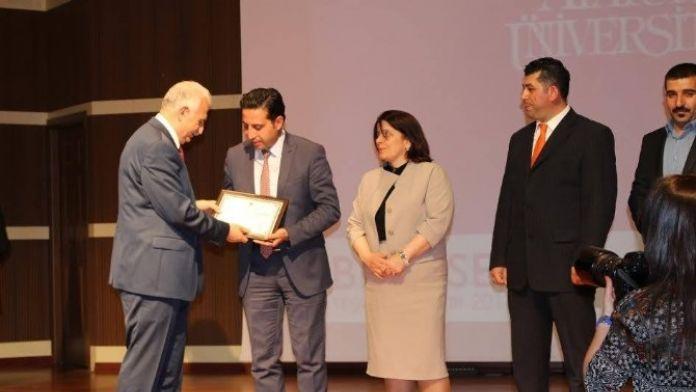 Özel Bilge Koleji Kimya Dersi Zümre Başkanının Gurur Günü