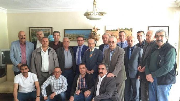 Akev Genel Başkanlığı'na Şerefoğlu Getirildi