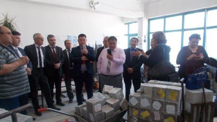 TİKA'dan Kırgızistan Başbakanlık Uzmanlarına Eğitim