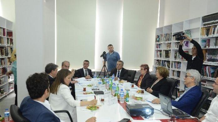 Türk İslam Medeniyetler Müzesi İçin İlk Toplantı