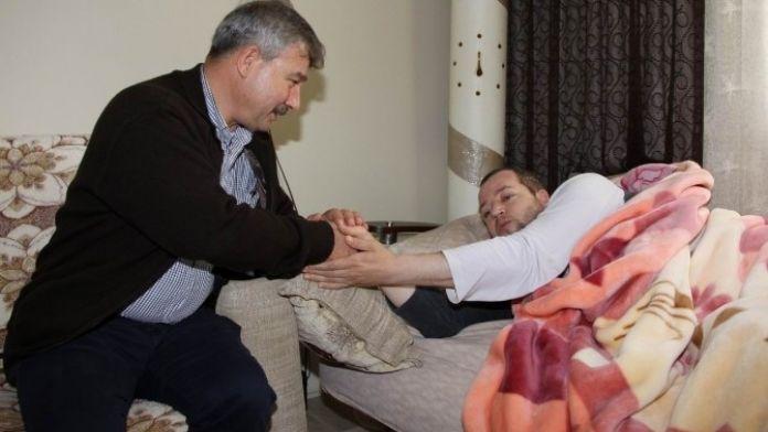 Saruhanlı'da Engelliler Haftası Kutlanıyor