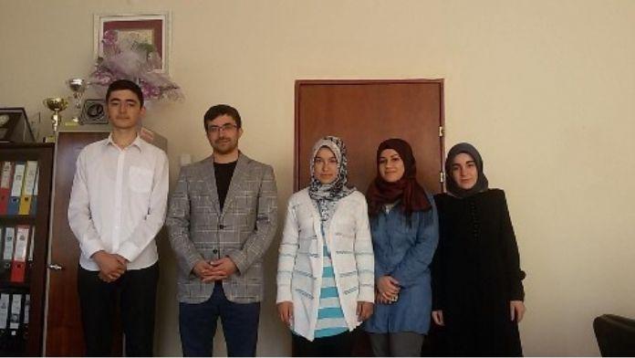 Aydın Efeler Anadolu İmam Hatip Lisesi Arapça Bilgi Yarışması Türkiye Finalinde