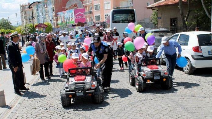Karaman'da Trafik Haftası Etkinlikleri