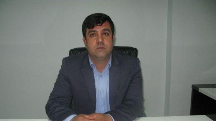 Diriliş Derneği Ergani İlçe Başkanlığı'na Cihat Kaya Getirildi