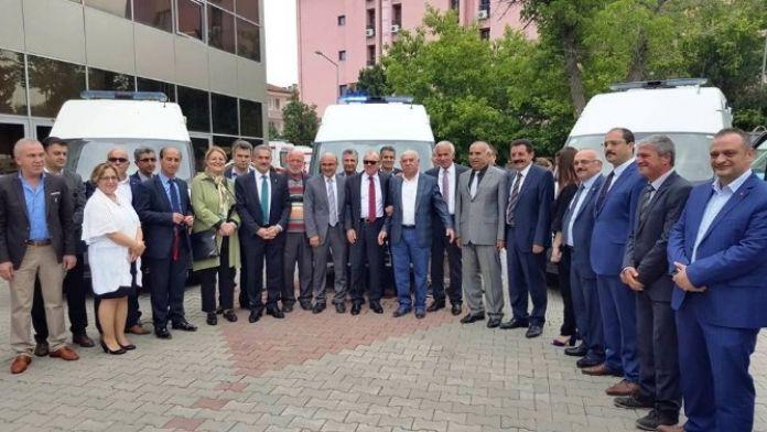 Altınova Belediyesi Ambulans Aldı