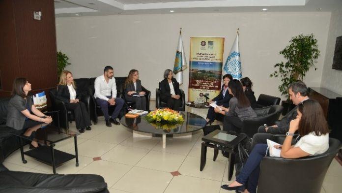 AKPM Denetim Komisyonu'ndan Belediyeye Ziyaret