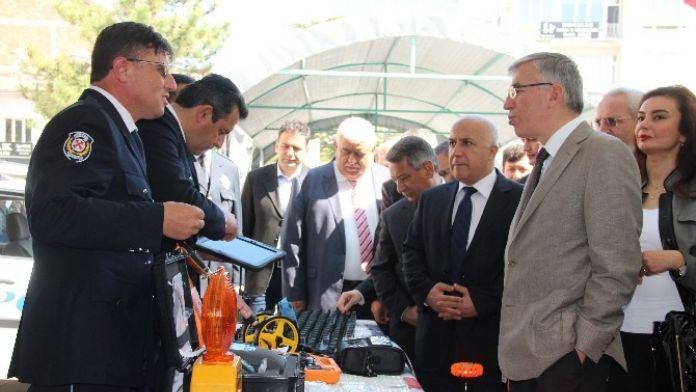 Aksaray'da Karayolu Trafik Haftası Kutlandı