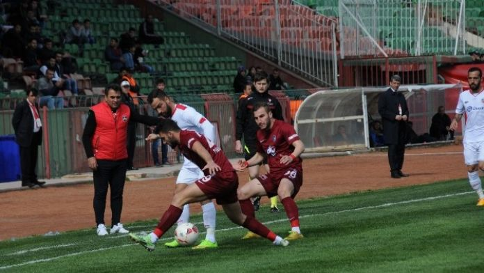 Diyarbekirspor Finale Kilitlendi