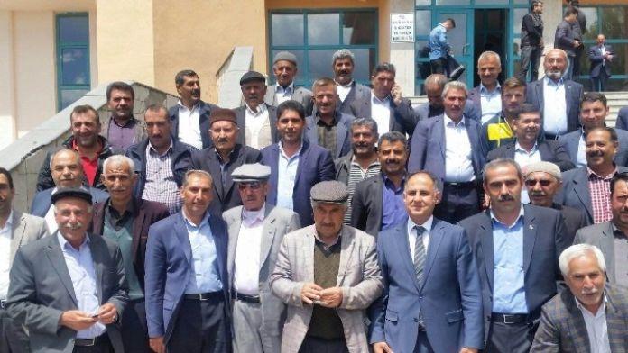 Bitlis'te KHGB Seçimi Yapıldı