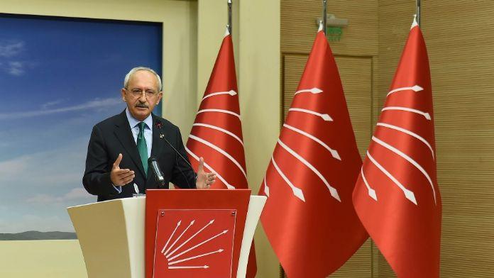 Kılıçdaroğlu Almanya yolcusu