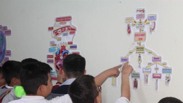 Fen Bilgisi Öğretmen Adayları Ortaokul Öğrencilerine Fen Koridoru Açtı