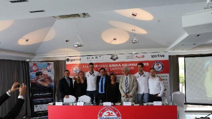 Uluslararası Arena Aquamasters Yüzme Şampiyonası Marmaris'te gerçekleştirilecek